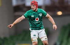 Van der Flier set to start for Ireland in Six Nations clash with Wales