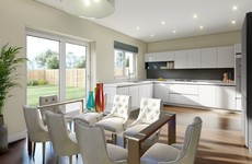 Spacious new family homes from €330k in the beautiful Wicklow countryside