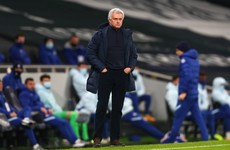 Jose Mourinho laments absence of Harry Kane and 'a good Dele Alli'