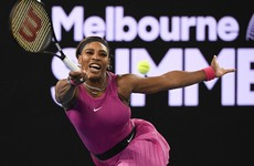 Serena pulls out of Yarra Valley Classic with shoulder injury
