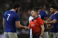 'I had messages of support from around the world': Nigel Owens on the power of inclusivity in rugby