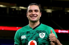 James Lowe gets the nod as Ireland name their team for Six Nations opener