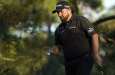 Lowry hits four birdies in-a-row to stay in contention as play suspended in Saudi International