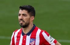 Suarez says €555 million Messi contract leak was 'evil'
