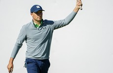 Rory McIlroy 12 shots off the lead at the Phoenix Open as Spieth shines