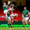 As it happened: Wales see off 14 man Ireland