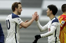 Harry Kane returns to spark Tottenham to win over West Brom