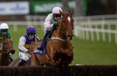 Monkfish far too good for Flogas rivals and Appreciate It secures Grade One double at Leopardstown