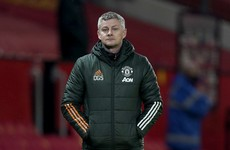 Man United not title contenders, says Solskjaer