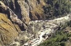Nine dead and dozens missing after broken glacier floods Indian power plants