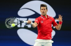 Djokovic has 'not much respect' for Kyrgios off the court