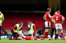 Welsh squad decimated after bruising battle with Ireland