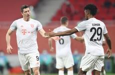 Lewandowski double sends Bayern to Club World Cup final