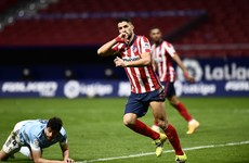 Suarez scores twice but Atletico slip up against Celta Vigo