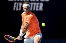 History-seeking Nadal puts Australian Open on notice and Azarenka loses out 'after breathing problems'