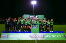 2020 double champions Peamount to kick off league title defence against Wexford Youths