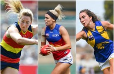 Standout performances, nasty injuries and sanctions - 10 Irish stars feature in latest AFLW action