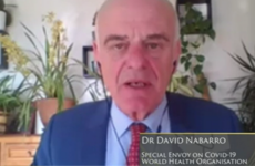 WHO's David Nabarro to TDs: 'This pandemic is nowhere near finished'