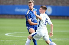 Former Leicester youngster among two new additions at Cork City