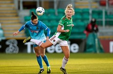 Shelbourne set to snap up in-demand Cork City star Saoirse Noonan