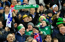 Tell us your best Ireland v France fan story and we'll send you a Six Nations matchday hamper
