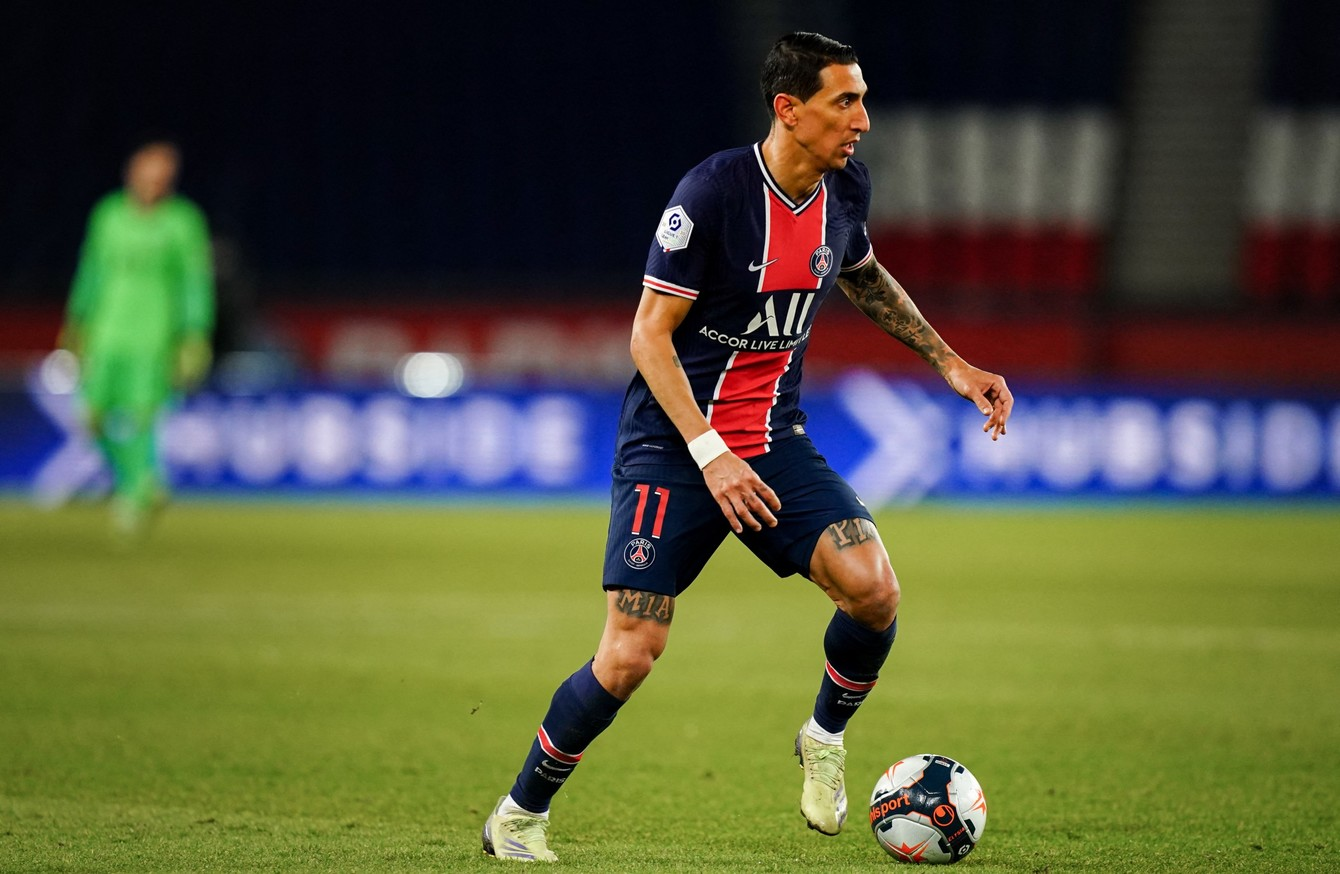 Blow For Psg Ahead Of Barcelona Champions League Tie The42