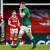 O'Mahony banned for three Six Nations games following red card against Wales