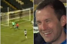 'Thank God I played Gaelic' - Midfielder Doyle stars in goal for 75 mins in extraordinary Notts County win