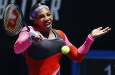 Serena Williams progresses in Melbourne as Andreescu and Kvitova crash out