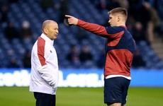 'I know there's a bandwagon': Eddie Jones won't drop Farrell despite Scotland disappointment