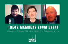 Six Nations 2021: Join us for a special members-only Zoom event this Friday