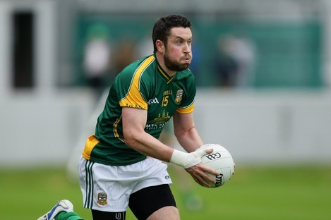 Cian Ward will start for Meath.
