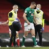 Sexton 'shocked and saddened' by French doctor's 'totally inappropriate' concussion comments