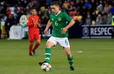 Highly rated Ireland underage international leaves Man City for Derry on loan