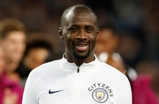 Ex-Man City and Barcelona midfielder Yaya Toure takes up first coaching role