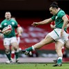 'I have broken it so far down' - James Lowe fine-tuning his kicking game for Test rugby
