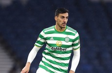 Unhappy defender leaves Celtic to return home