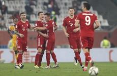 Bayern Munich beat Tigres to win Club World Cup