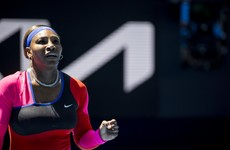 Serena Williams wins her 90th Australian Open match against Potapova