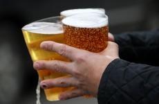 Ireland drank 694 million pints of beer last year