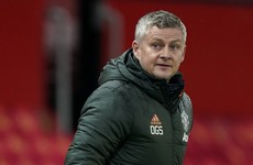 Solskjaer happy to change from two-legged ties to one-off European games