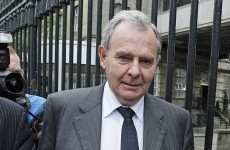 Sean Quinn admits to making 'conscious' decision to move assets