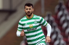 Celtic star insists he is not a diver