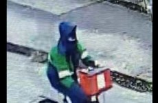 Gardaí renew appeal after armed robbery at Dublin post office