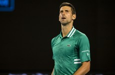 Injury may force Novak Djokovic to withdraw from Australian Open