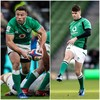 John Cooney and Harry Byrne link up with Farrell's Ireland as injury cover