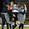 Concern for in-form Jamie McGrath over potential season-ending injury