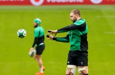 Henderson 'privileged' to be captain as Ireland look to put the boot in France