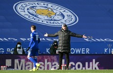 Klopp concedes league title after defeat to Leicester