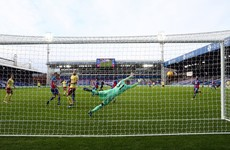 Clarets crack Crystal Palace with early goals